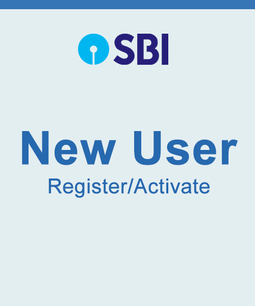 SBI New User Registration Activation (1)